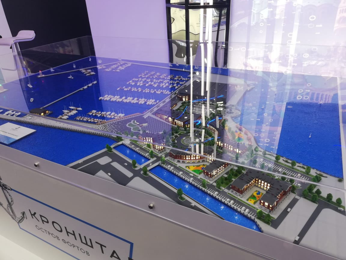 Яхтенный комплекс «Порт Кронштадт»