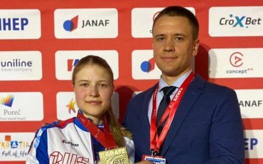 Фото: пресс-служба Федерации каратэ России