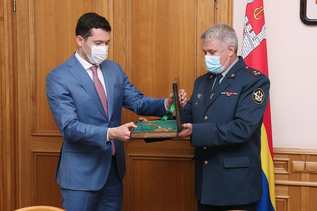 Фото:пресс-служба правительства региона