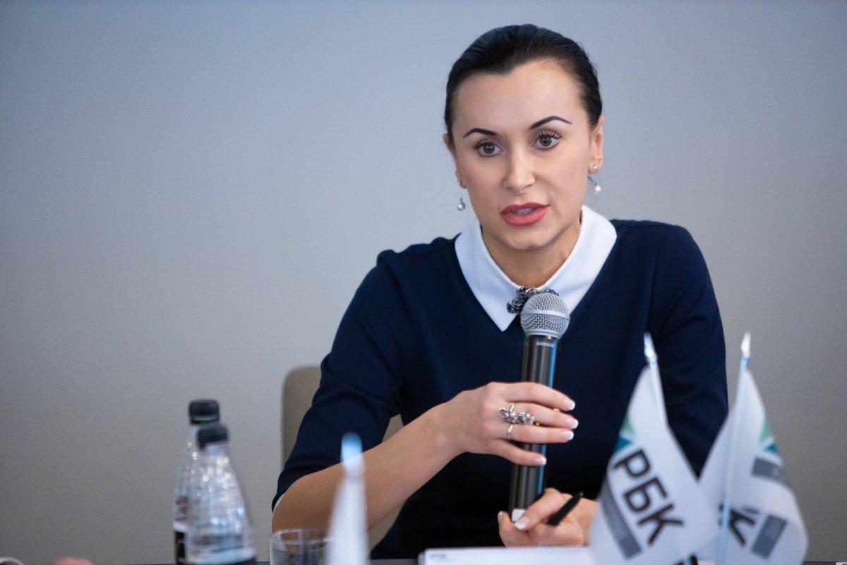 Уполномоченный по защите прав предпринимателей в Калининградской области Светлана Нижегородова