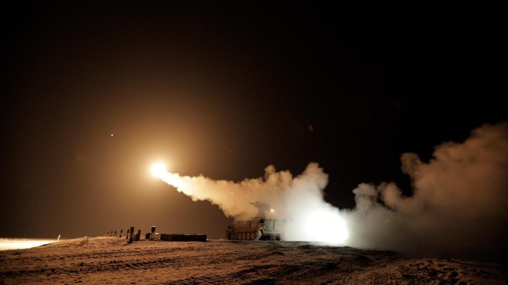 Испытания зенитной управляемой ракеты (ЗУР), предназначенной для зенитно-ракетного комплекса (ЗРК) «Стрела-10»