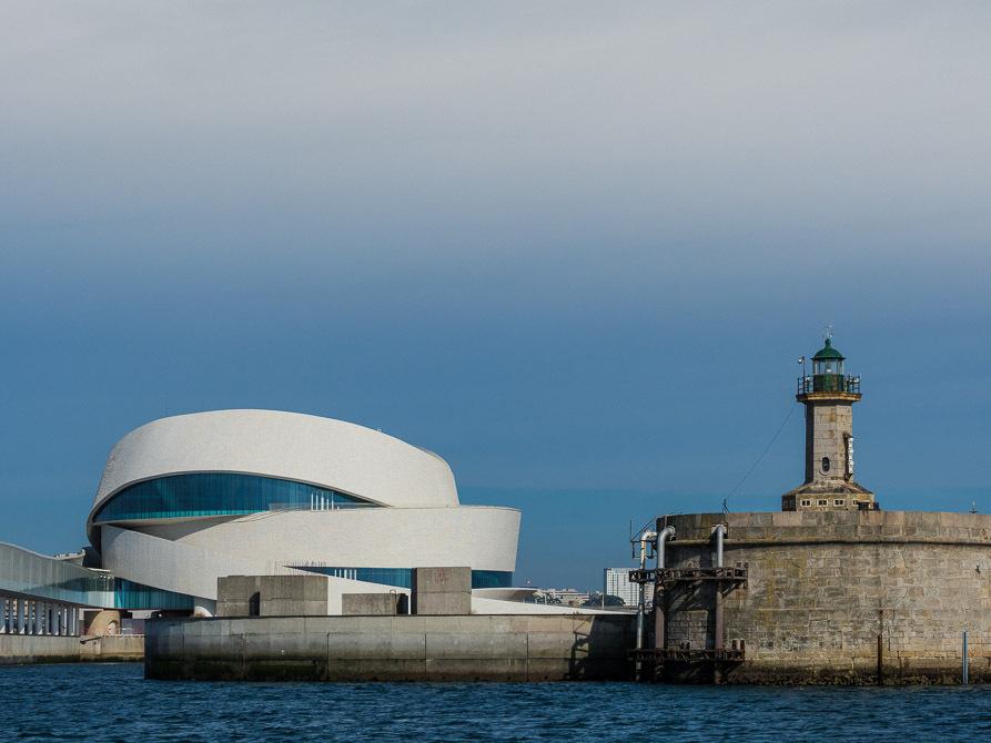 Номинация «Общественные здания»  Объект: круизный порт Leixões Cruise Terminal  Расположение: Матозиньюш, Португалия  Архитектурное бюро: Luís Pedro Silva Arquitecto