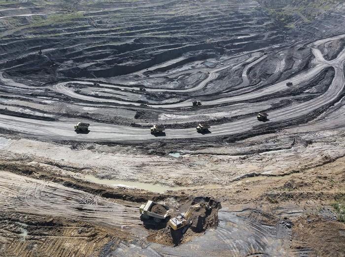 Совокупные запасы антрацита у Группы «Сибантрацит» превышают 400 млн т