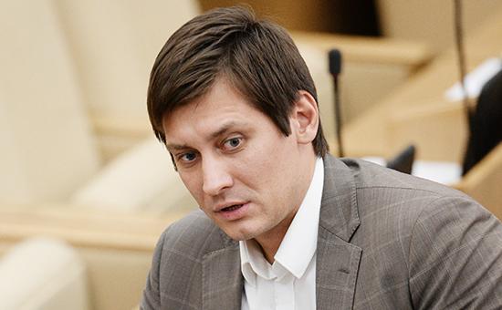 Депутат Госдумы Дмитрий Гудков («Справедливая Россия»)