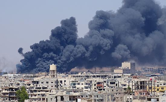 СМИ сообщили об уничтожении в Сирии главаря «Джебхат ан-Нусра»