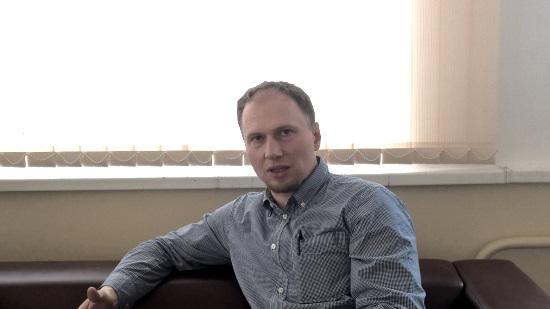 Максим Егоренков