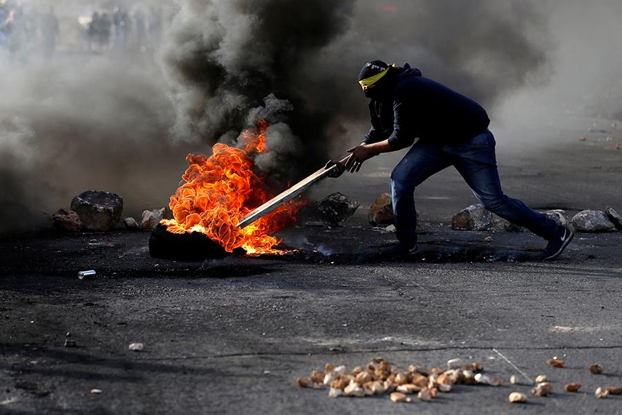 Фото:Mohamad Torokman / Reuters