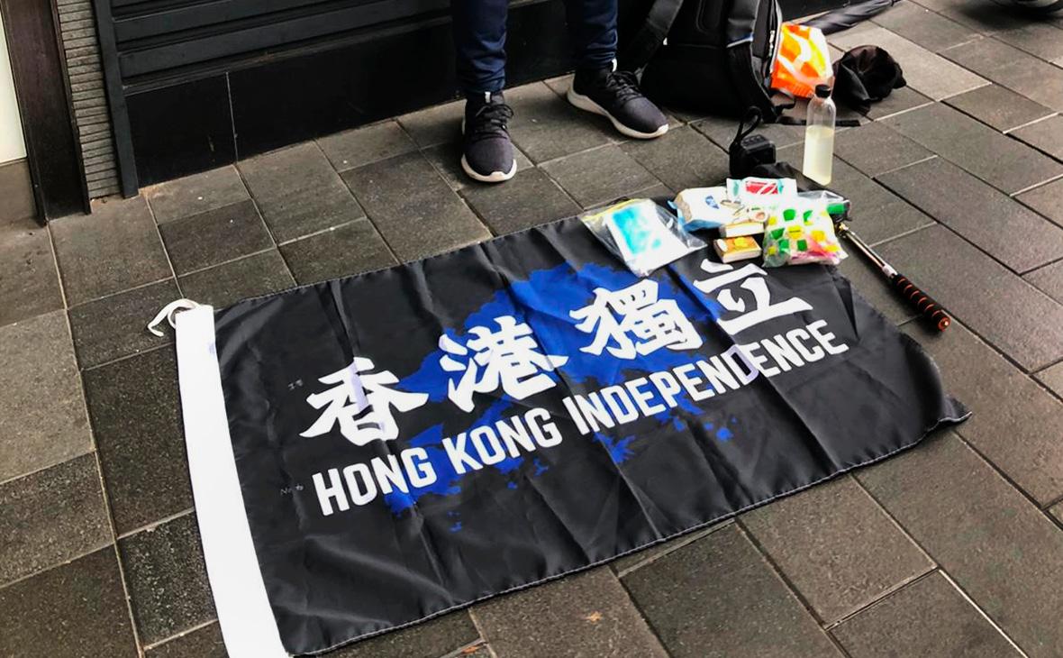 Фото:hkpoliceforce / Twitter