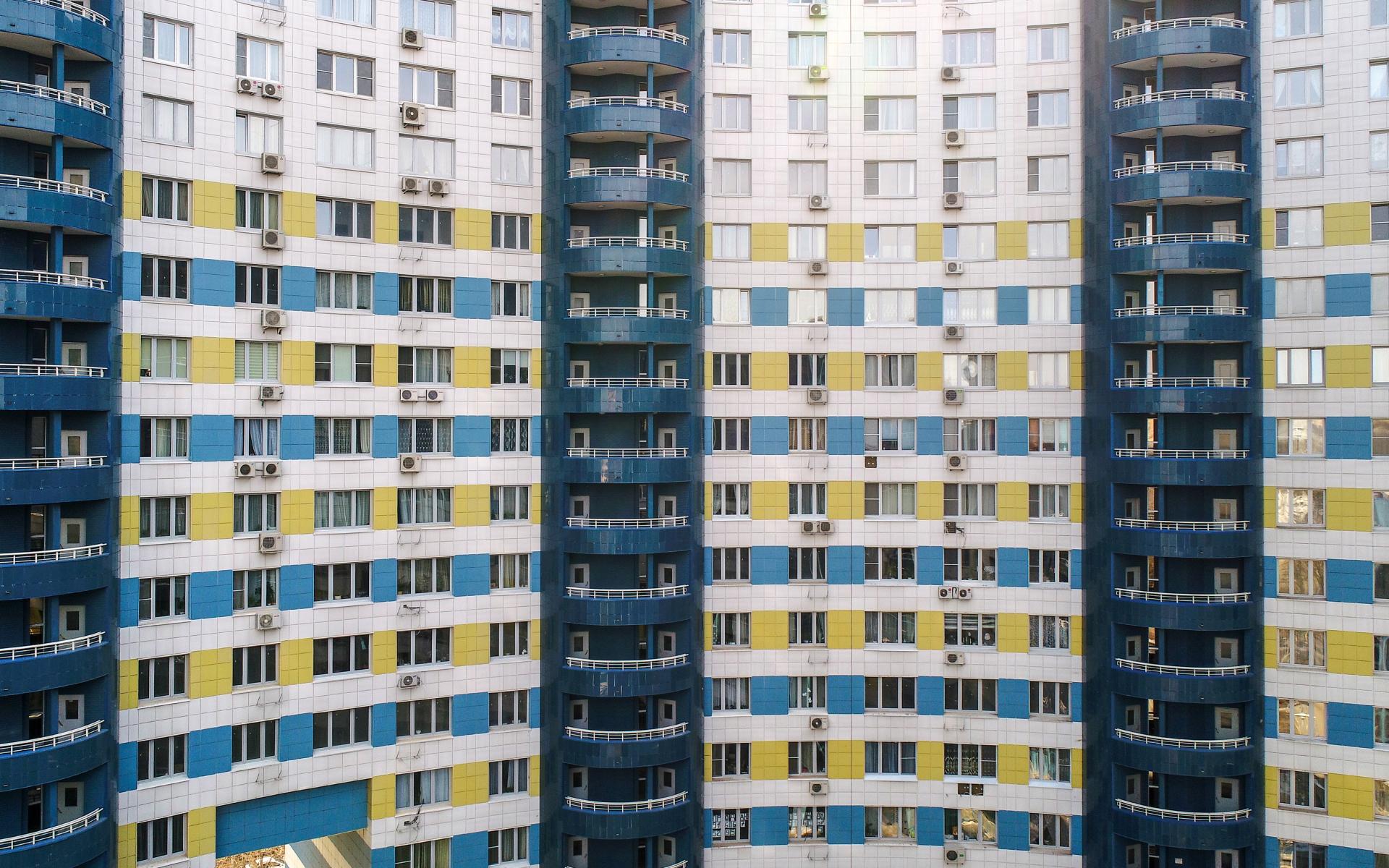 Жилой комплекс в Московской области