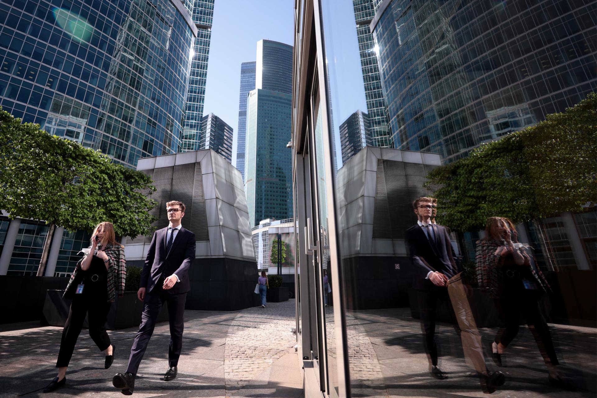 «Москва-Сити» остается одним из главных центров притяжения деловой жизни