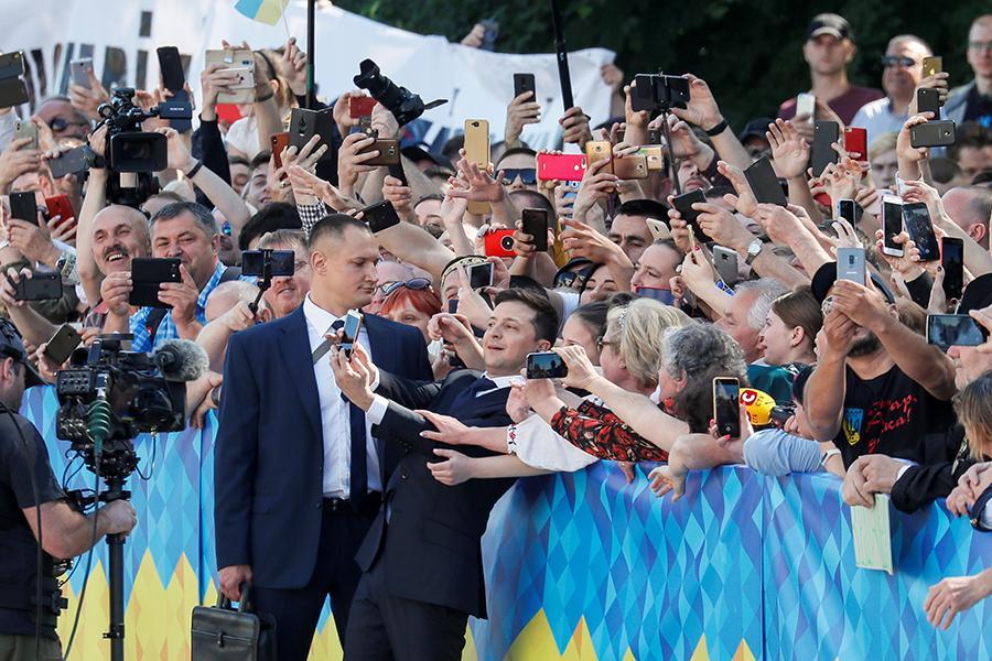Фото:Глеб Гаранич / Reuters