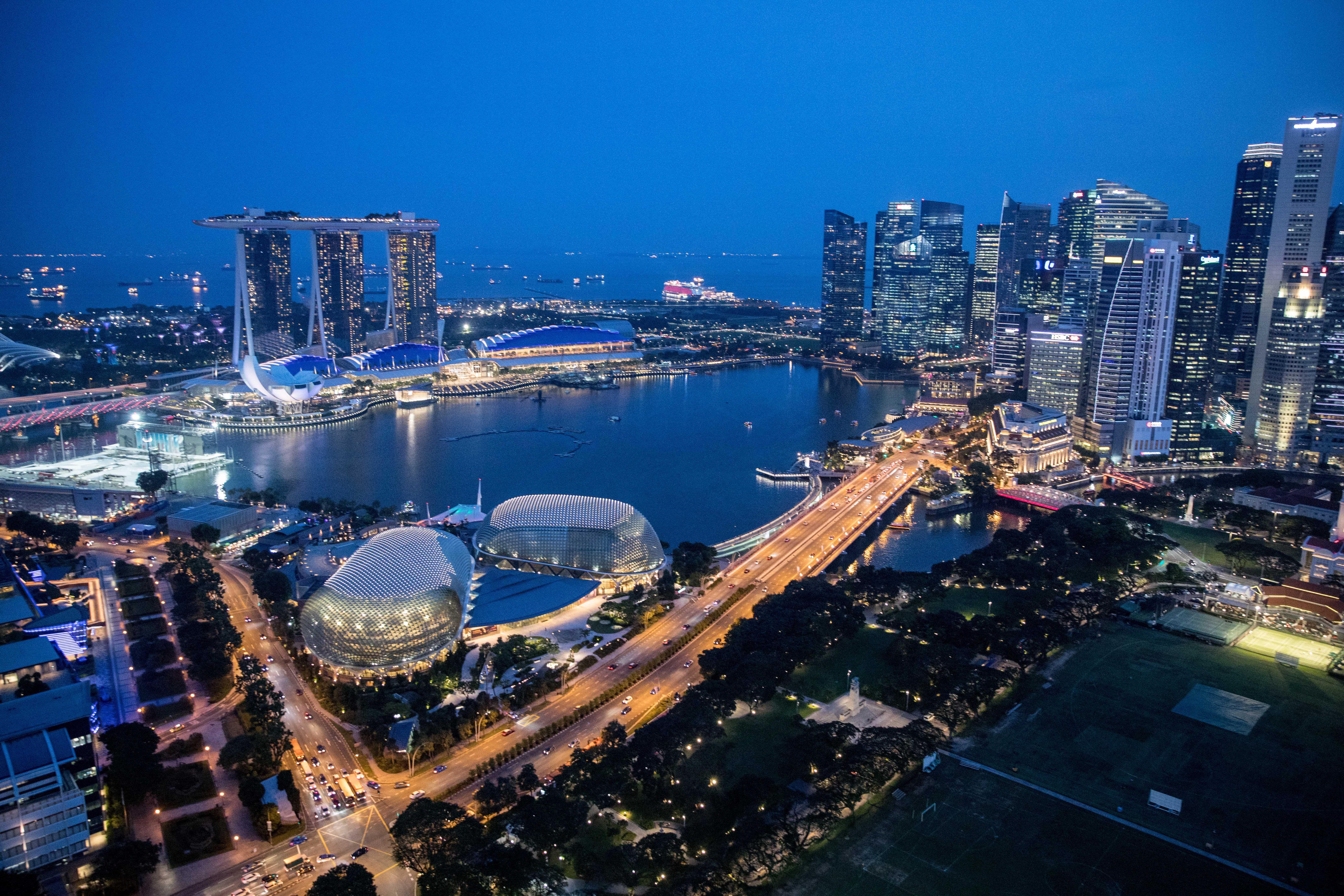 Сингапур стал домом для семьи Джим Роджерса в 2007 году