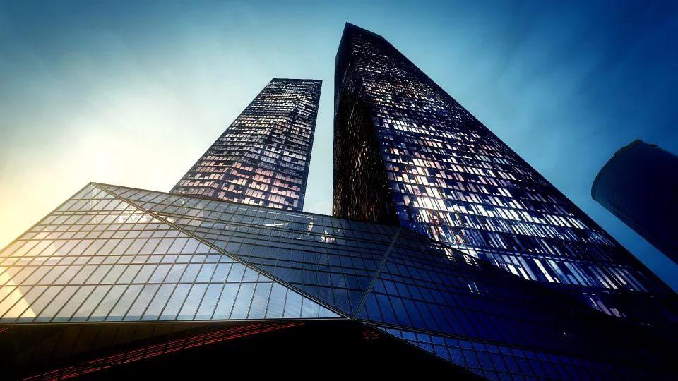 2-e место: 354м   ОКО(Южная башня) Количество этажей: 86 Адрес: «Москва-Сити», 16-й участок Средняя цена: н/д