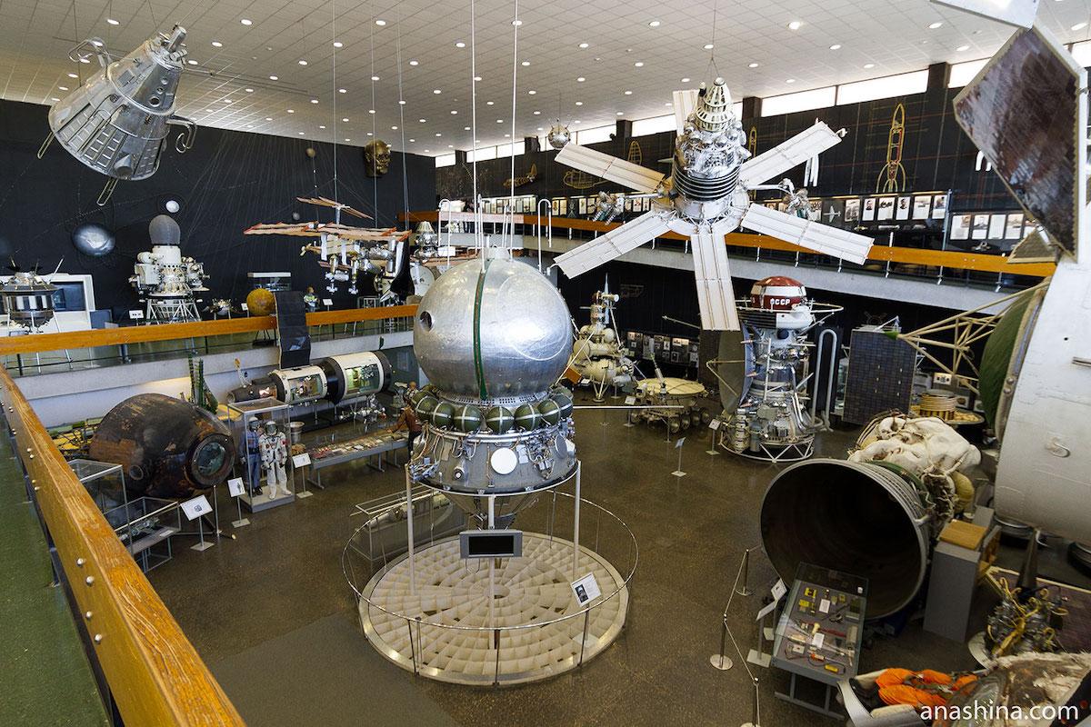 Государственный музей космонавтики в Калуге