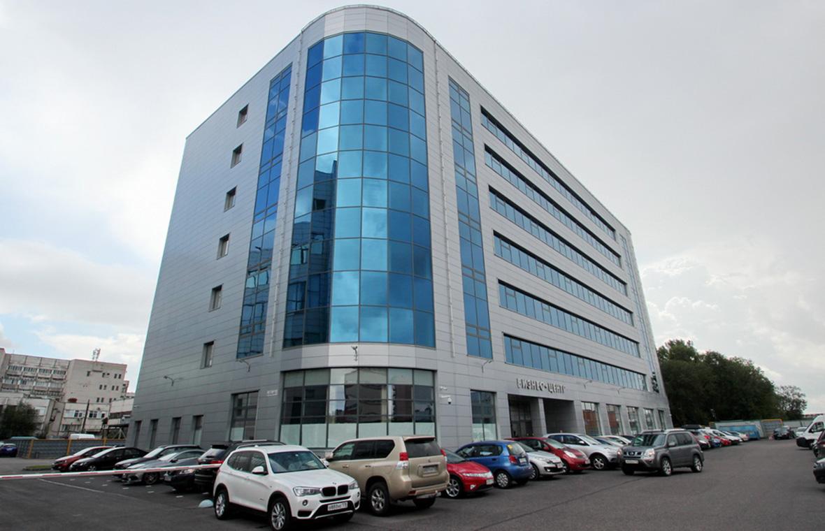 Бизнес-центр «Лахта-2»