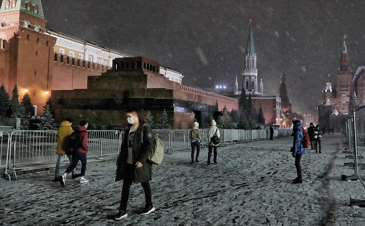 Собянин назвал условие для ужесточения ограничений в Москве