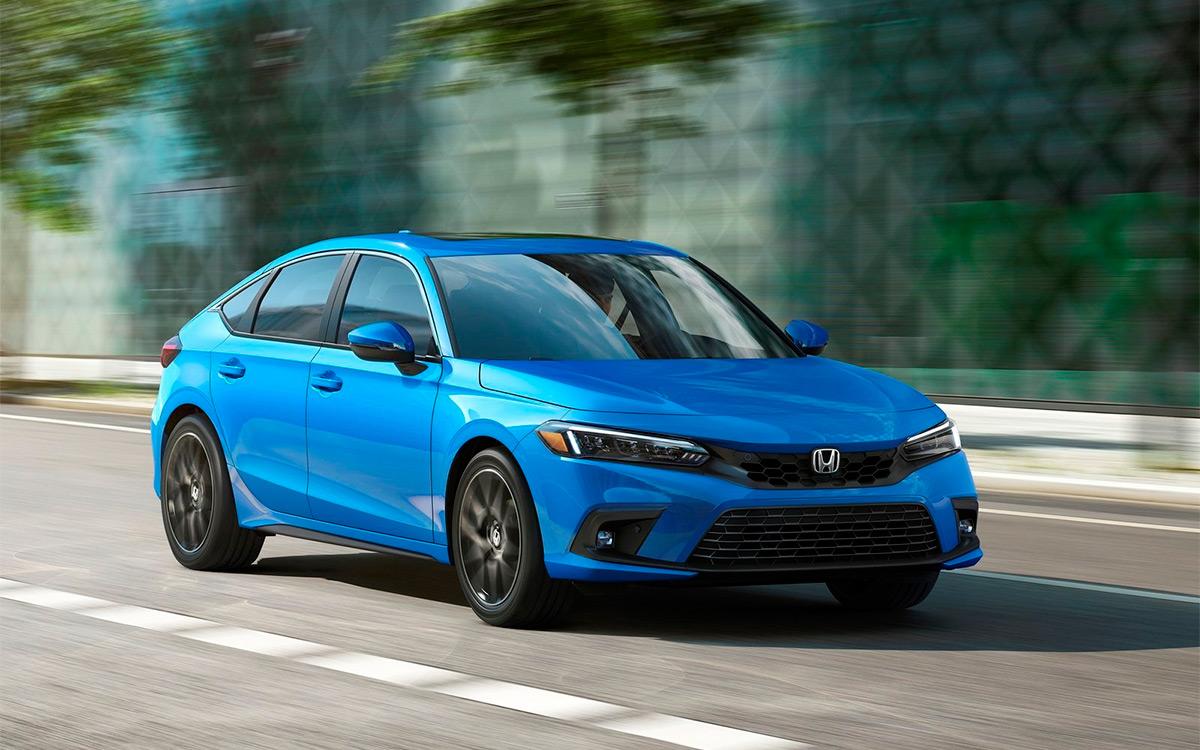 Новый Honda Civic