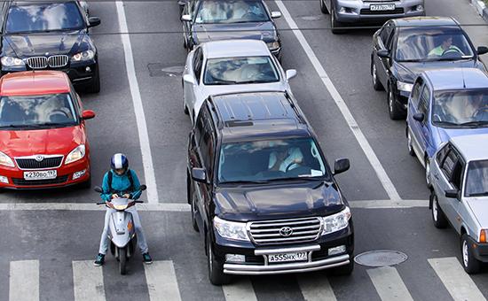Мэрия Москвы предложила новые меры борьбы с водителями-нарушителями
