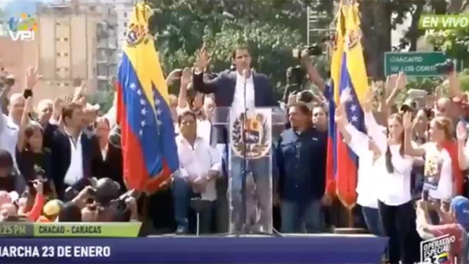 Видео:Almagro_OEA2015 / Twitter