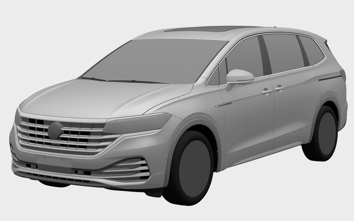 <p>Volkswagen Viloran пока продают только в Китае, где большие и комфортабельные минивэны пользуются высокой популярностью.</p>