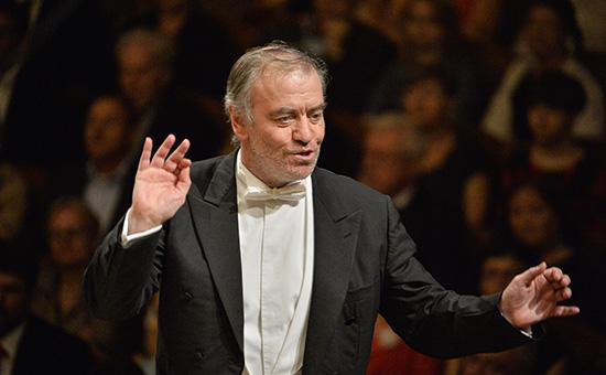 Дирижер Валерий Гергиев, 2014 год