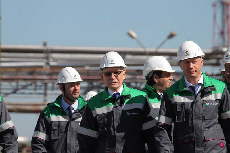 Рустэм Хамитов может возглавить совет директоров «Башнефти»