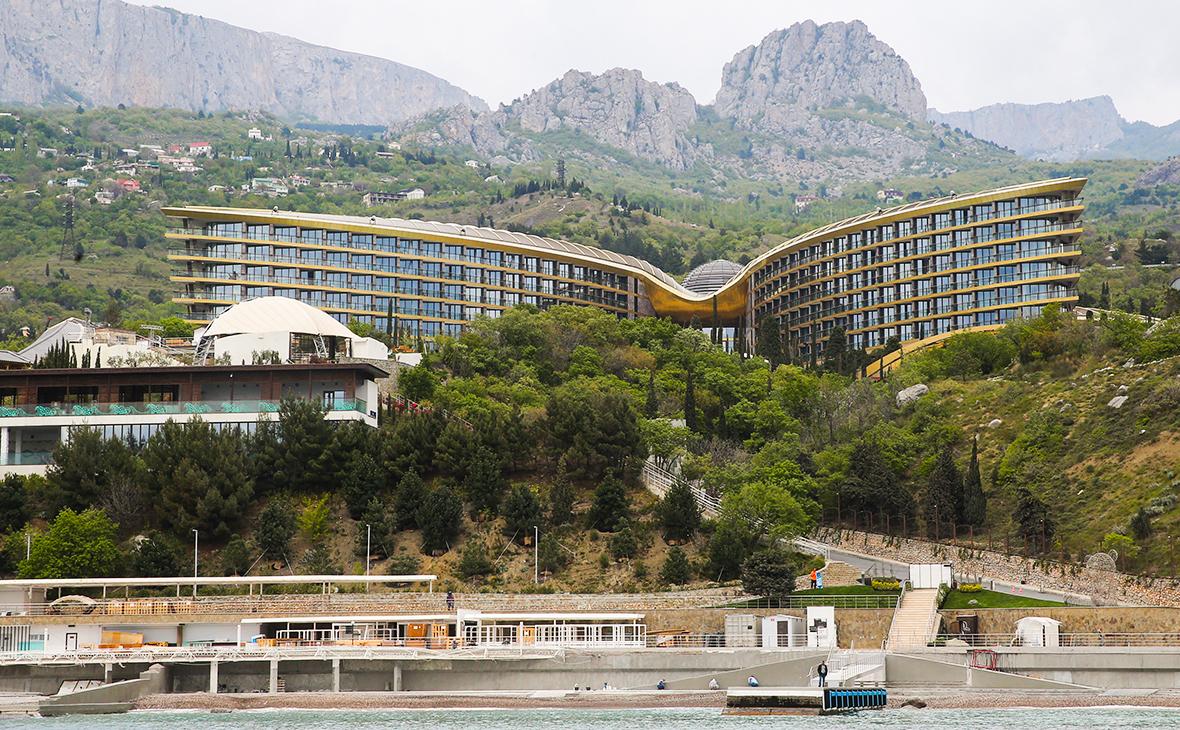Курорт Mriya Resort & SPA