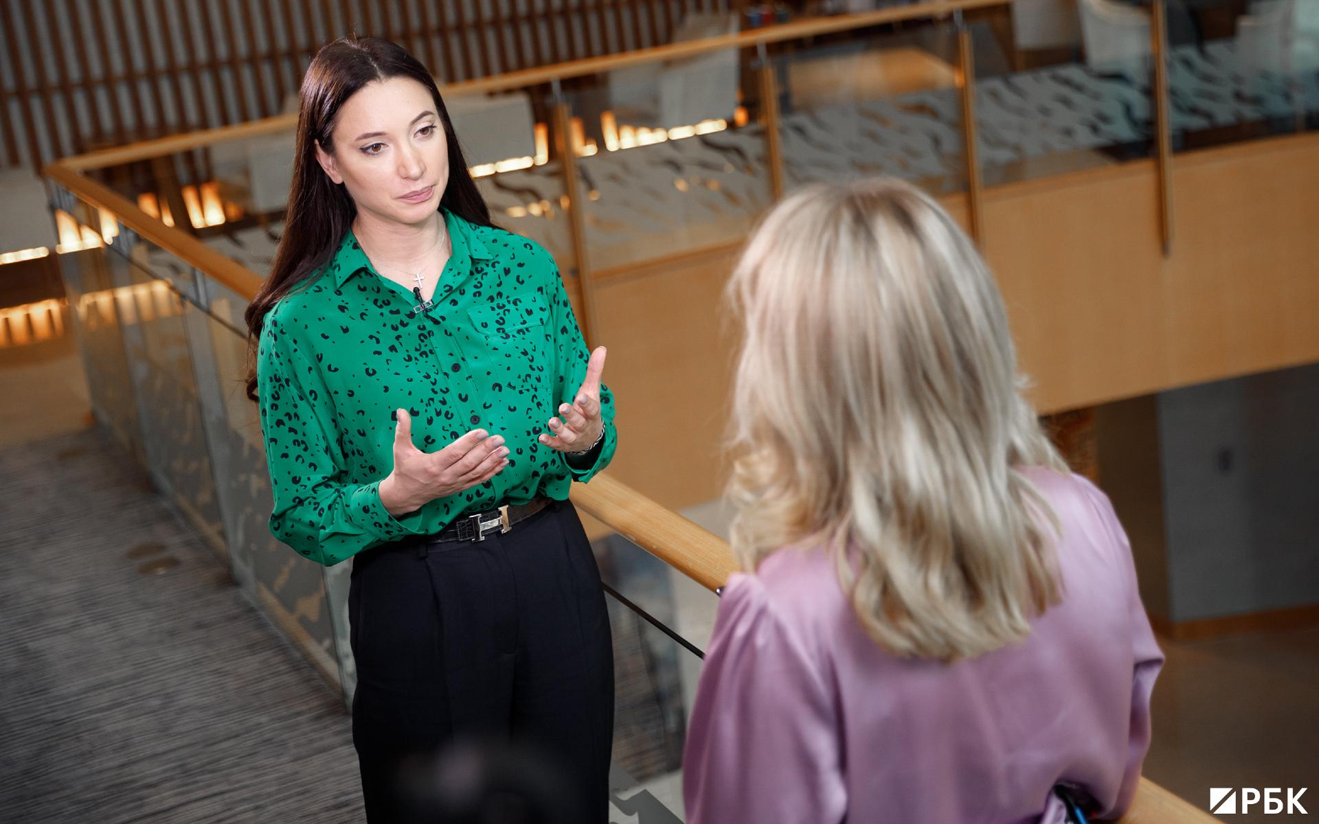 Елизавета Севастьянова, коммерческий директор Tekta Group