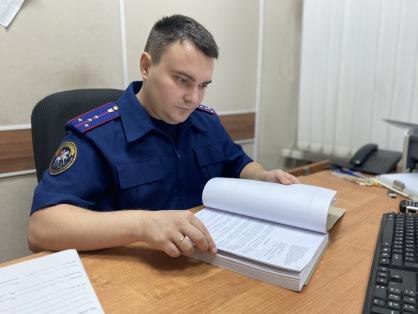 Фото: СУ СКР по Вологодской области