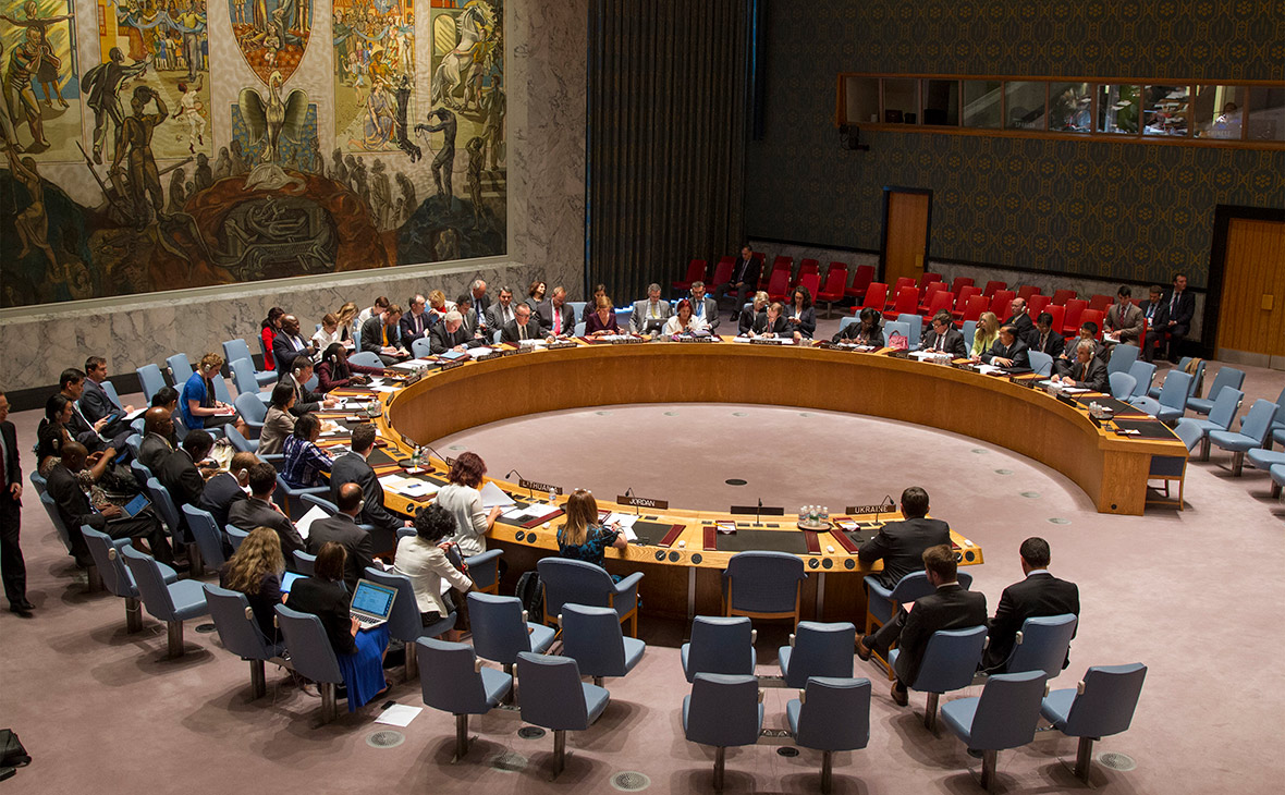 Фото: Loey Felipe / United Nations / Reuters