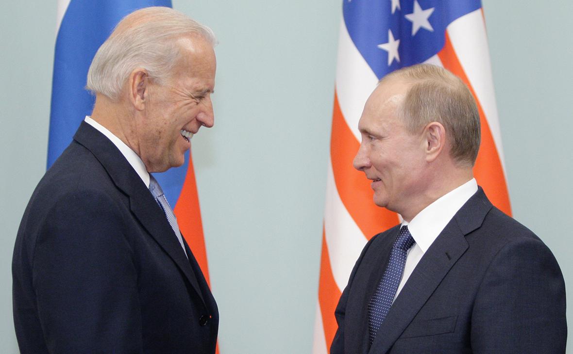 Организации США призвали Байдена к конструктивным переговорам с Путиным