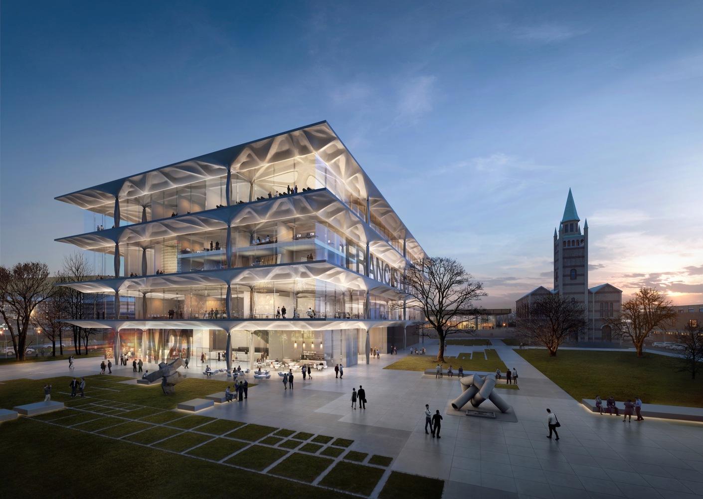 В октябре 2016 года были определены победители конкурса проектов Музея ХХ века в Берлине. Конкурс был запущен в 2015 году. Zaha Hadid Architechts тоже подавали свою заявку на участие, однако не вошли даже в тройку финалистов