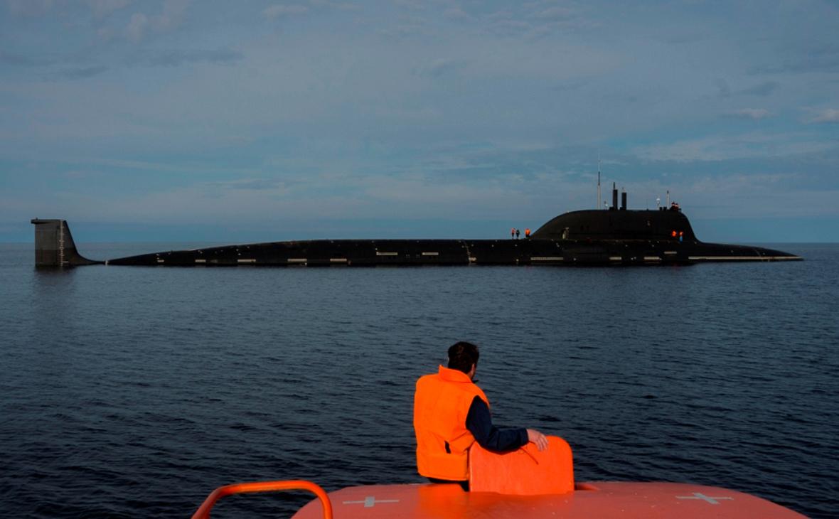 Атомная подводная лодка «Казань»