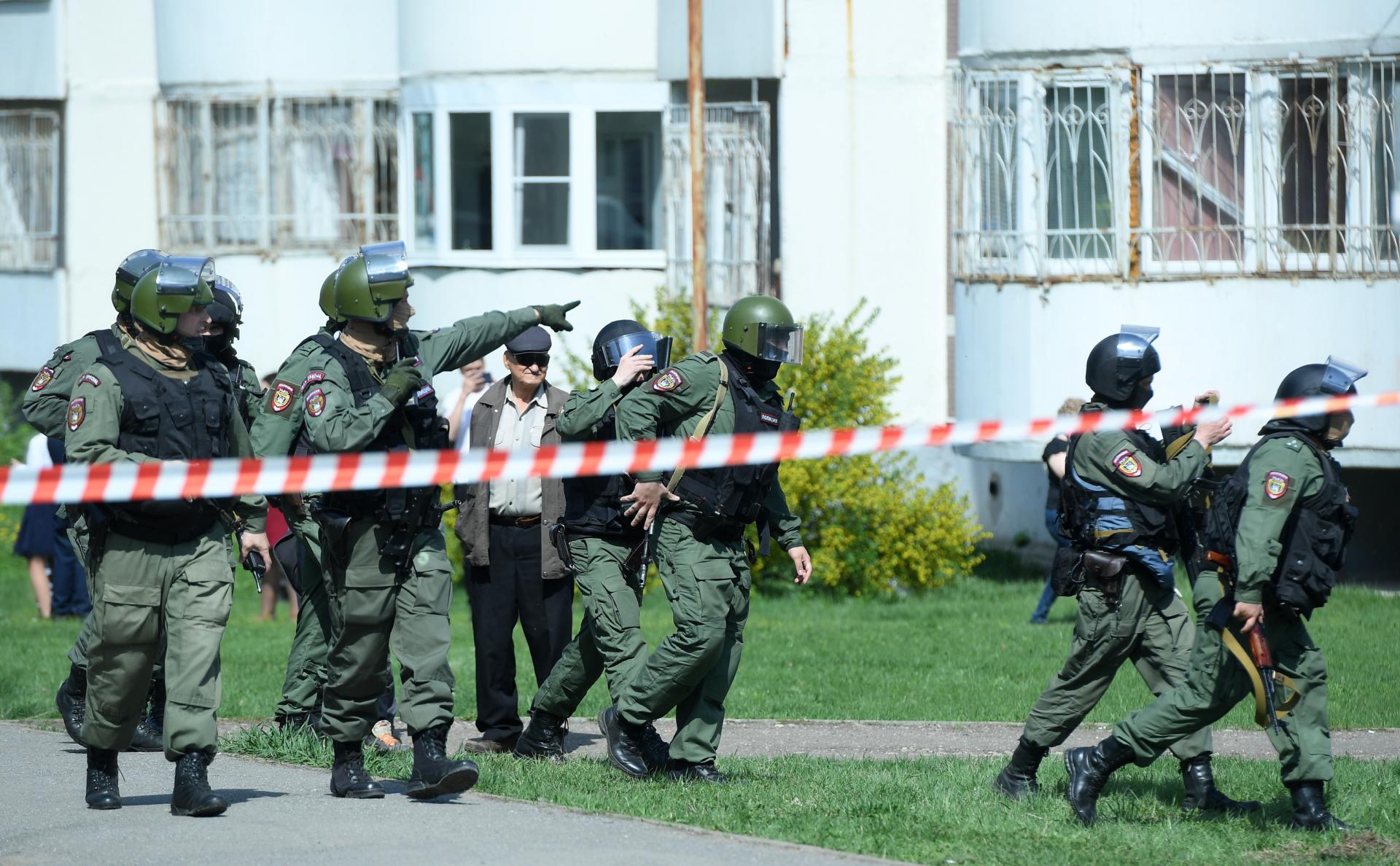 Фото:Максим Богодвид / РИА Новости