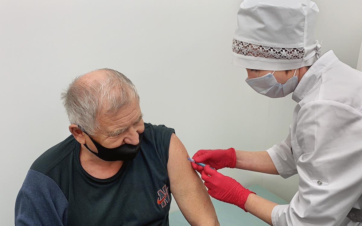 Число привившихся от коронавируса в Москве превысило 2 млн