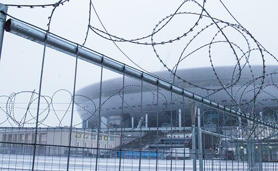 Стадион «ЗенитАрена»