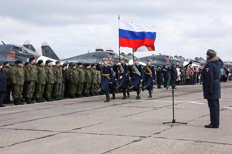 Фото:ОЛЬГА БАЛАШОВА/Управление пресс-службы и информации Минобороны России