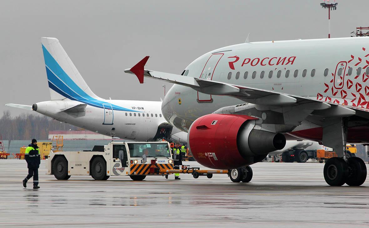 В Россию вылетел самолет с застрявшими в Мексике туристами