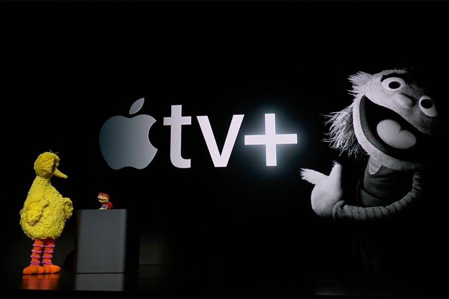 Фото:скриншот презентации Apple