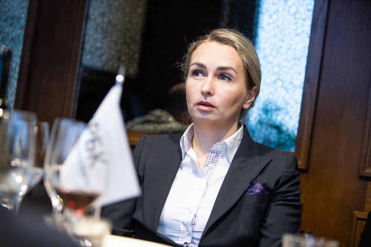 Фото:Заместитель президента Ассоциации мясопроизводителей Калининградской области Маргарита Сарапий