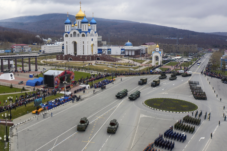 Фото:Сергей Красноухов / ТАСС