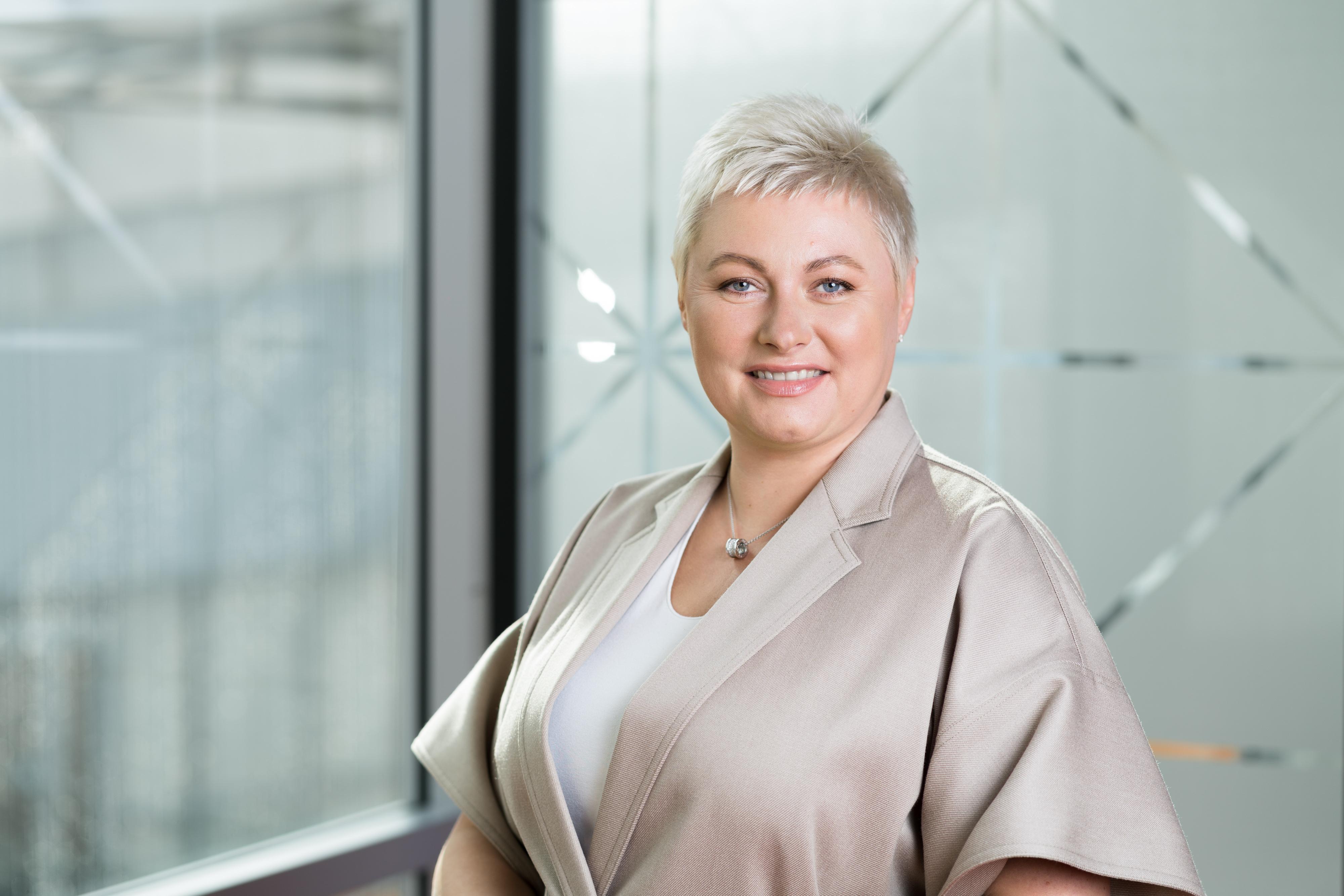 генеральный директор ROCKWOOL Russia Марина Потокер