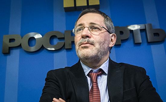 Вице-президент и пресс-секретарь «Роснефти» Михаил Леонтьев