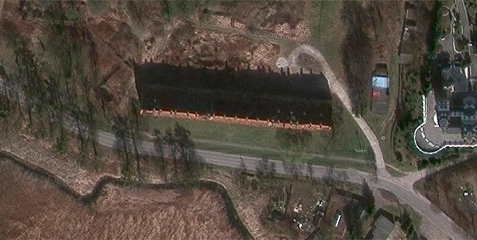Вид на участок по адресу: г. Багратионовск, Кирпичная ул., 17