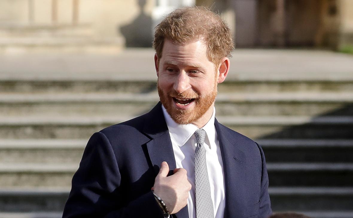 Принц Гарри устроился на работу в Кремниевую долину