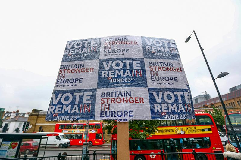 Фото:Chris Ratcliffe/Bloomberg