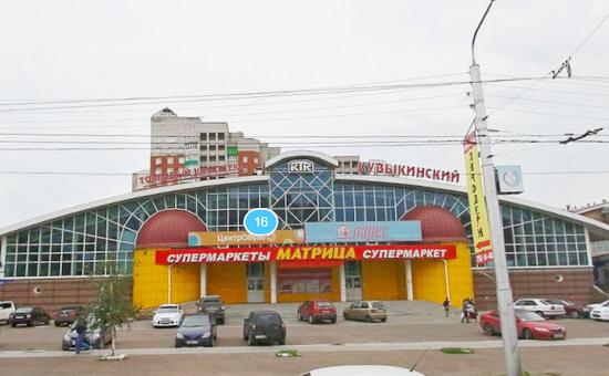 Фото:Яндекс.карты