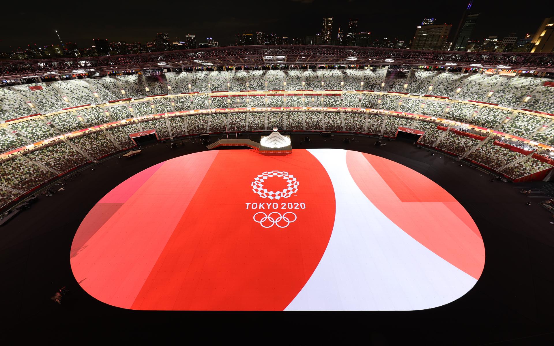 Фото:Церемония открытия Олимпиады (Getty Images)