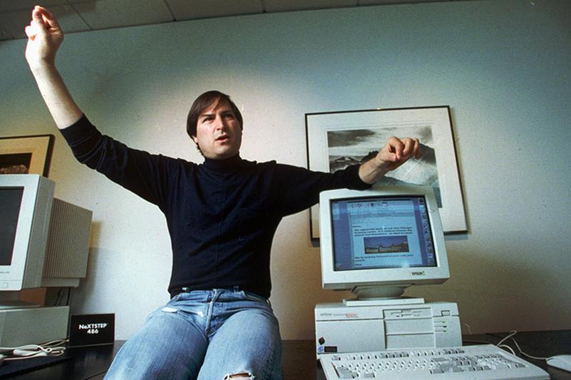 Стив Джобс, 1993 год