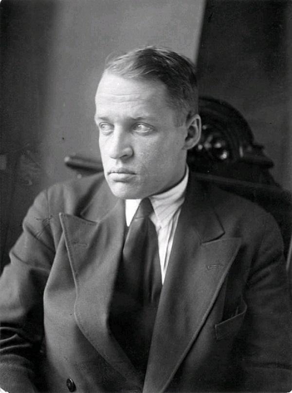 Прадед Виктор Бабуров